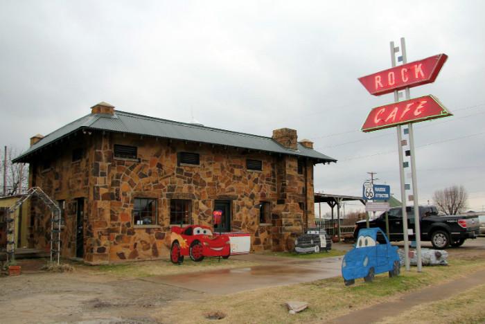 Rock Cafe Stroud Menu